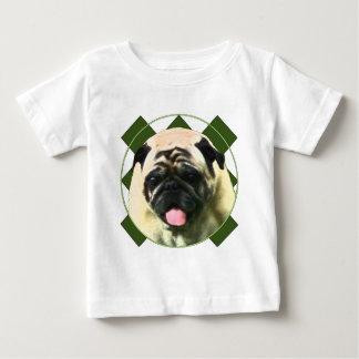 Camiseta De Bebé Barro amasado feliz