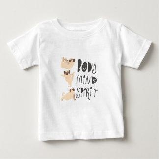 Camiseta De Bebé Barros amasados de la yoga