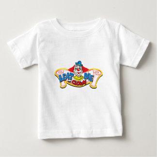 Camiseta De Bebé Bátame el payaso