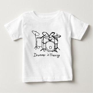 Camiseta De Bebé Batería en el entrenamiento