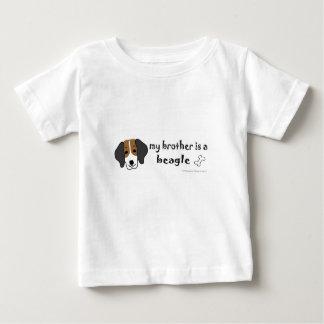 Camiseta De Bebé beagle