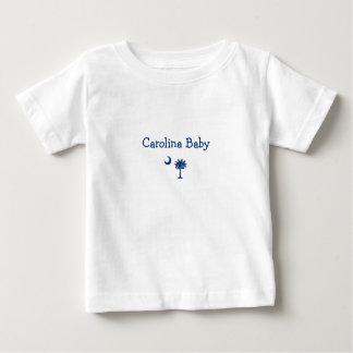 Camiseta De Bebé Bebé de Carolina