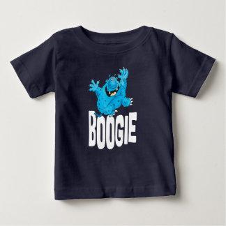 Camiseta De Bebé Bebé de la boogie (oscuro)