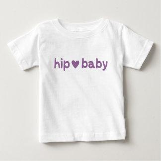 Camiseta De Bebé Bebé de la cadera para la conciencia de la