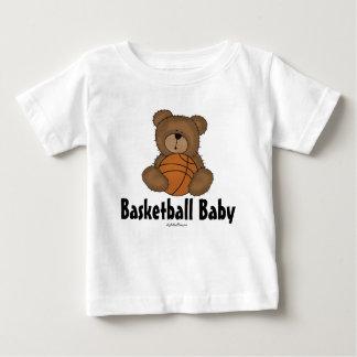 Camiseta De Bebé Bebé del baloncesto