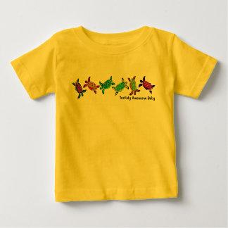 Camiseta De Bebé Bebé impresionante de Turtlely