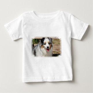 Camiseta De Bebé Bennett - mini australiano - Rosie - playa de