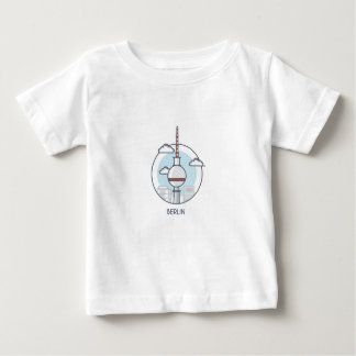 Camiseta De Bebé Berlin
