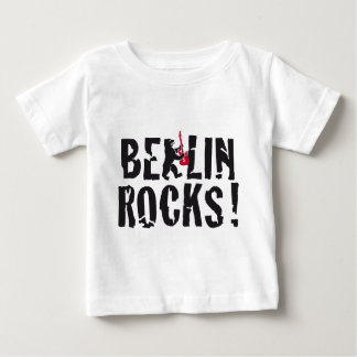 Camiseta De Bebé Berlín rocks