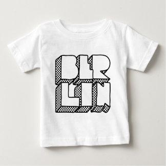 Camiseta De Bebé Berlinés del ein del compartimiento de Ich
