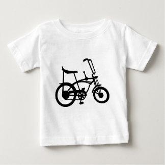 Camiseta De Bebé BICI CLÁSICA de la PASTINACA de la BICI BICYLE