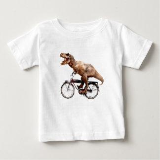 Camiseta De Bebé Bici del montar a caballo de Trex