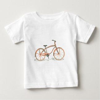 Camiseta De Bebé Bicicleta linda