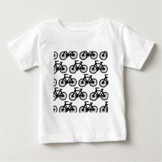Camiseta De Bebé Bicicletas