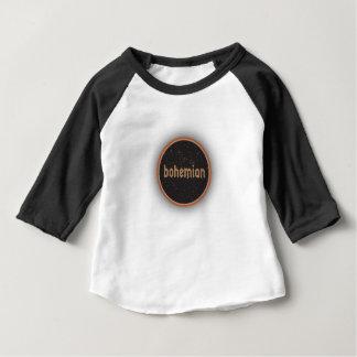 Camiseta De Bebé Bohemio