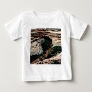 Camiseta De Bebé Bolsillos de la erosión en desierto