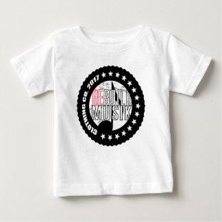 Camiseta De Bebé Bolso del ordenador portátil de MusiK de la