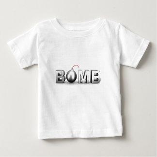 Camiseta De Bebé Bomba