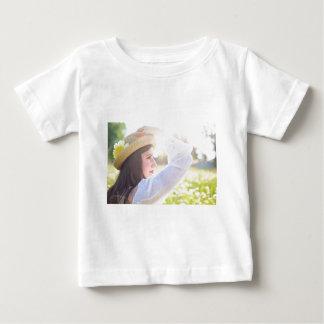 Camiseta De Bebé bonito-mujer