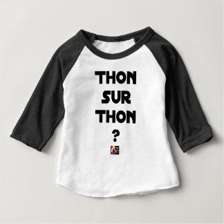 Camiseta De Bebé BONITO SOBRE BONITO - Juegos de palabras -