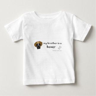 Camiseta De Bebé boxeador