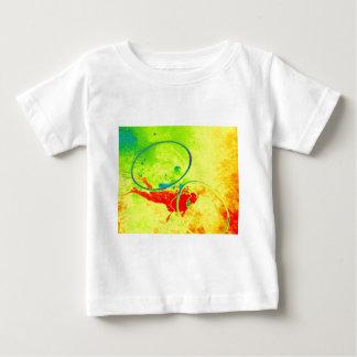 Camiseta De Bebé Buceador de Hawaii