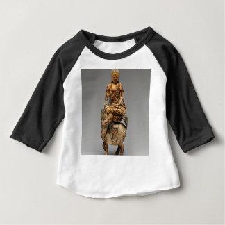 Camiseta De Bebé Buda Shakyamuni con bodhisattvas acompañantes
