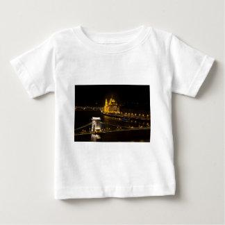 Camiseta De Bebé Budapest en la noche
