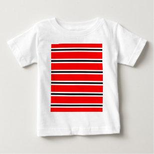 Camiseta De Bebé Bufanda roja de la barra del fútbol de Manchester 243f548cb1b