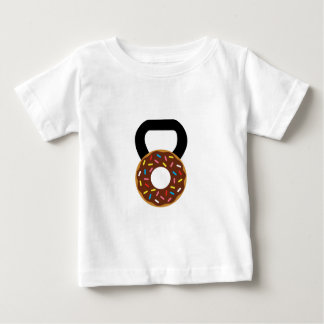Camiseta De Bebé Buñuelo Kettlebell