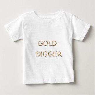 Camiseta De Bebé Buscador de oro