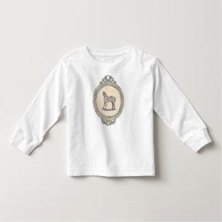 Camiseta De Bebé Caballo