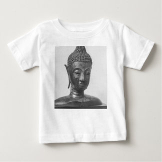 Camiseta De Bebé Cabeza de Buda - siglo XV - Tailandia
