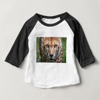 Camiseta De Bebé Cabeza del guepardo