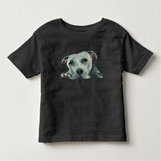 Camiseta De Bebé Cabeza grande de Ol - pintura de la acuarela del