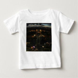 Camiseta De Bebé cacerola de París