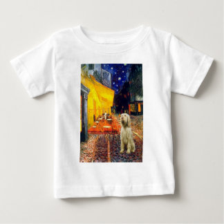 Camiseta De Bebé Café de la terraza - italiano Spinone #5