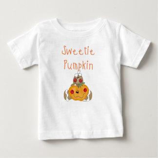 Camiseta De Bebé Calabaza del Sweetie