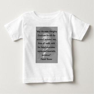 Camiseta De Bebé Calidad todopoderosa - Daniel Boone