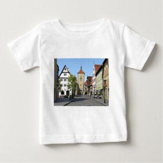 Camiseta De Bebé Calle principal de la ciudad de Baviera