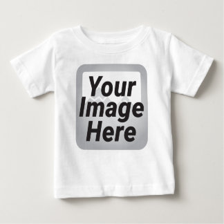 Camiseta De Bebé Calzada por completo de árboles