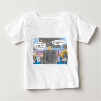 Camiseta De Bebé Cambie la misión