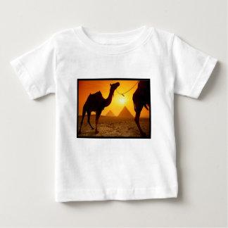 Camiseta De Bebé camello