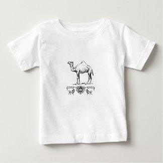 Camiseta De Bebé camello de lujo del león