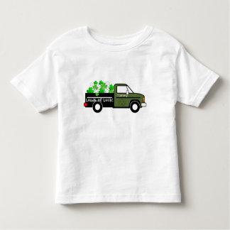 """Camiseta De Bebé Camión """"cargas de la suerte """""""