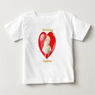 Camiseta De Bebé ¡Camiseta adorable del bebé del chirrido!