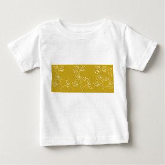 Camiseta De Bebé Campo de la mariposa