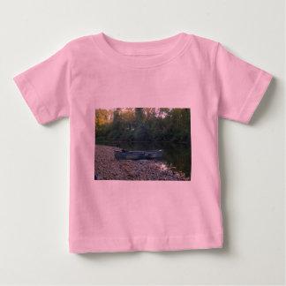 Camiseta De Bebé Canoa