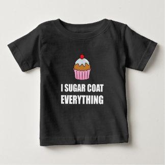 Camiseta De Bebé Capa del azúcar todo magdalena