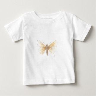Camiseta De Bebé Capitán de Dakota cosechado